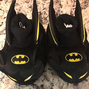 Other - Boys Batman Slippers size 11/12